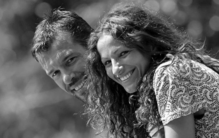 Renaud Herpe et Soili Herpe