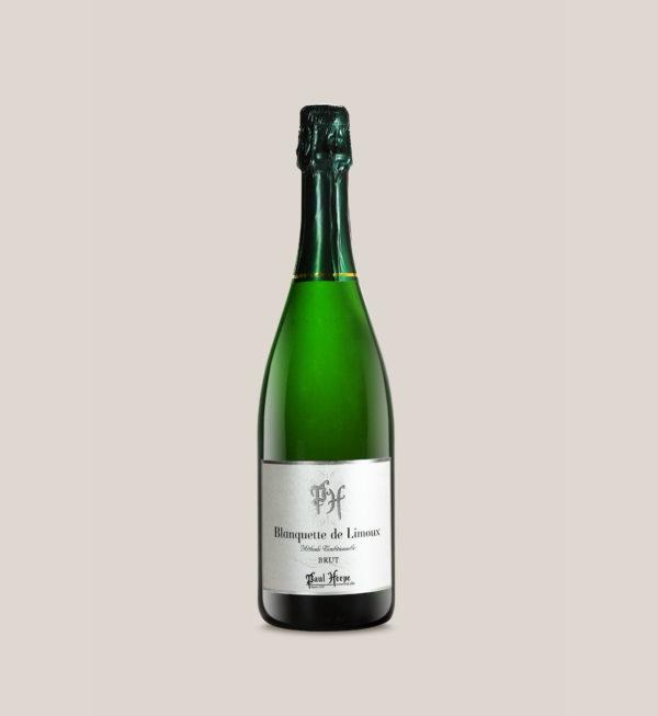 Blanquette de limoux brut bouteille vin petillant Paul Herpe