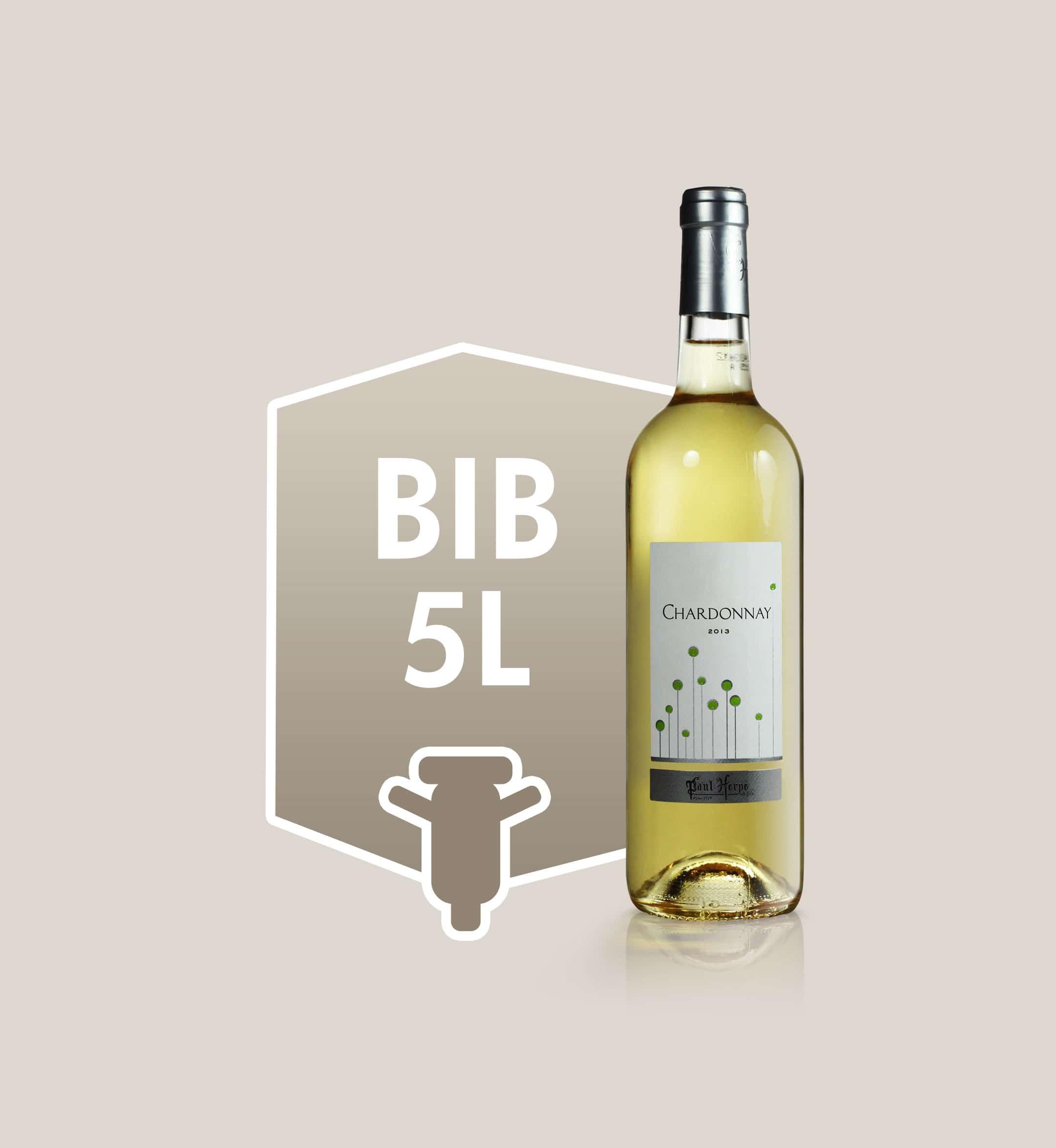 Chardonnay Vin de Pays d'Oc blanc