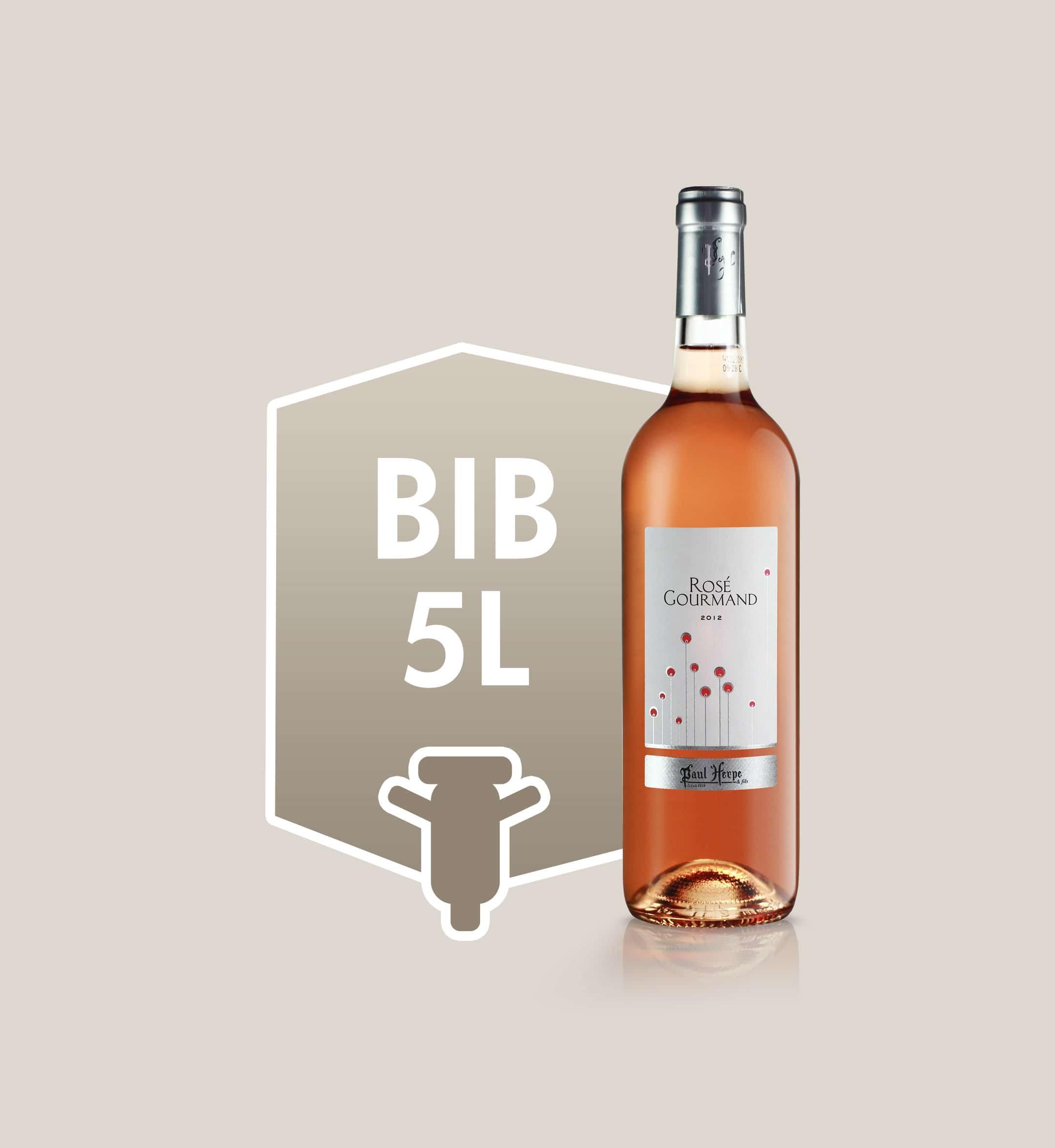 Rosé Gourmand Vin de Pays d'Oc