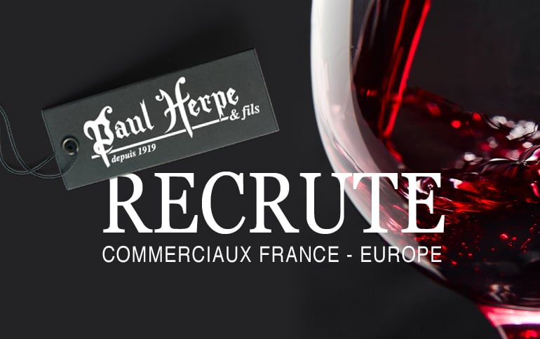 Paul Herpe recrute en France et en Europe