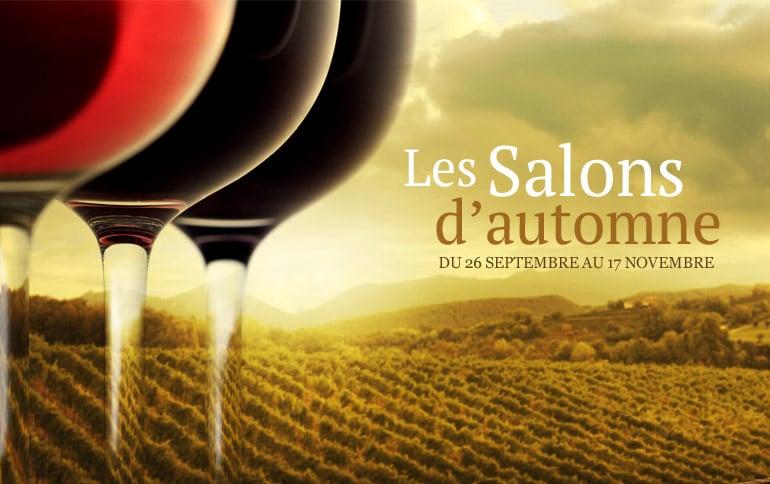 Salons vins Paul-Herpe en France