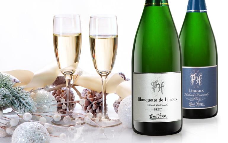 Blanquette de Limoux pour Noël-paul-herpe