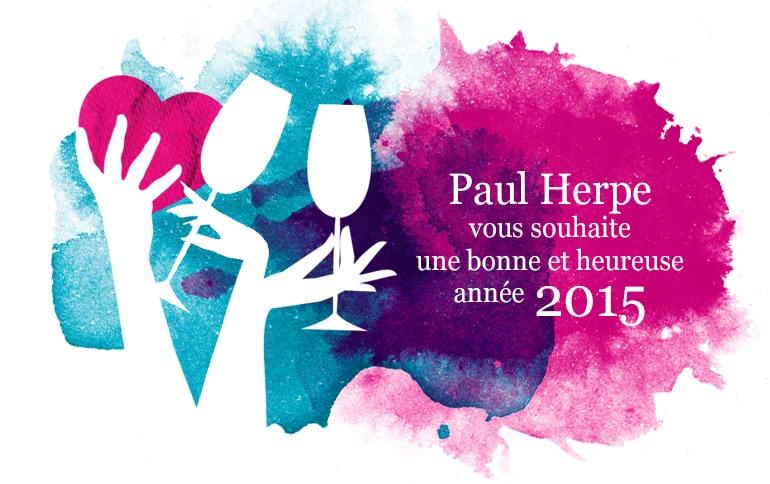 Paul Herpe Meilleurs voeux