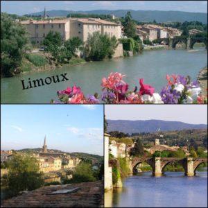 Limoux ville